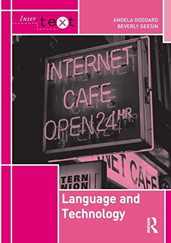 9780415604161: Language and Technology (Intertext)