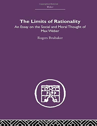 9780415607797: The Limits of Rationality