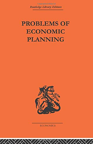 9780415608022: Politics of Economic Planning: Papers on Planning and Economics