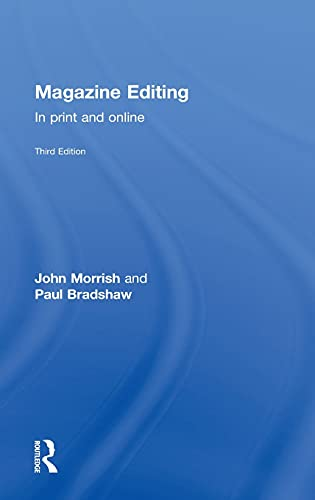 9780415608343: Magazine Editing: In Print and Online