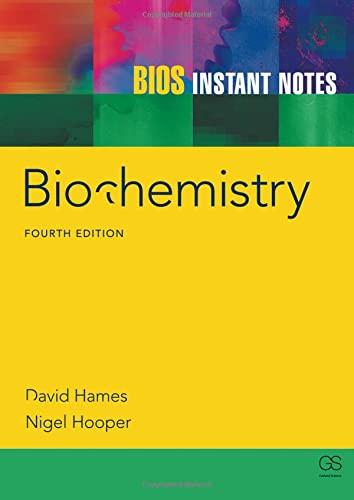 9780415608459: BIOS Instant Notes in Biochemistry