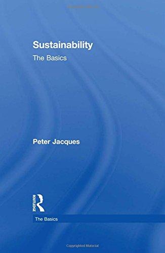 9780415608473: Sustainability: The Basics
