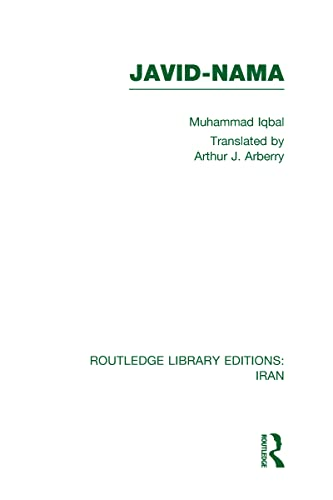 Javid-Nama (RLE Iran B). Routledge. 2011.: IQBAL, MUHAMMAD.