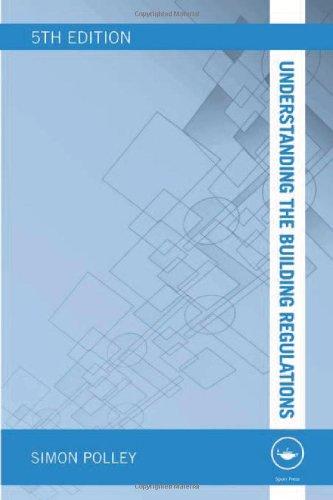 9780415608633: Understanding the Building Regulations (Understanding Construction)