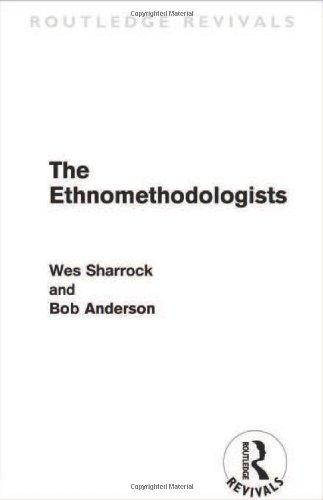9780415608848: The Ethnomethodologists (Routledge Revivals)