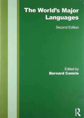 9780415609029: The World's Major Languages