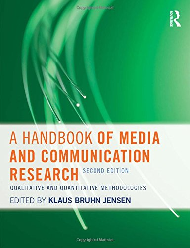 9780415609654: A Handbook of Media and Communication Research: Qualitative and Quantitative Methodologies