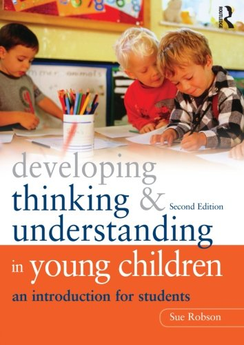 9780415609715: Developing Thinking and Understanding in Young Children: An Introduction for Students