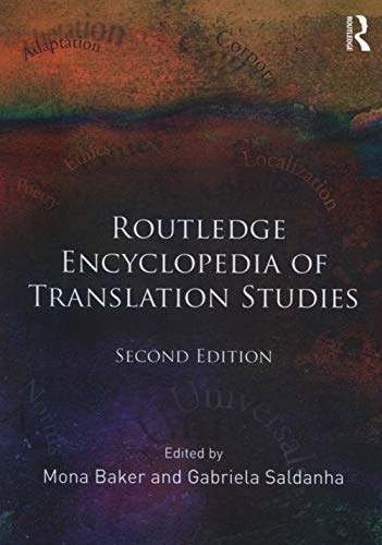 9780415609845: Routledge Encyclopedia of Translation Studies