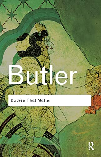 "9780415610155: Society and Culture Bundle RC: Bodies That Matter: On the Discursive Limits of ""Sex"" (Routledge Classics)"