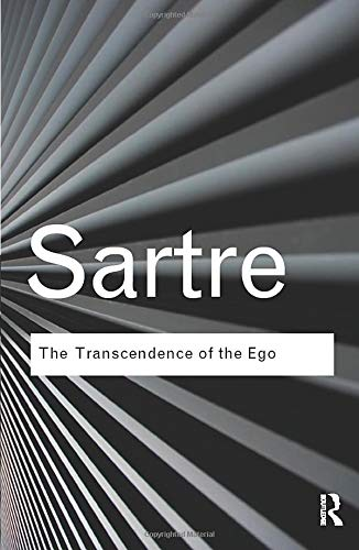 9780415610179: Philosophy Bundle RC: The Transcendence of the Ego: A Sketch for a Phenomenological Description