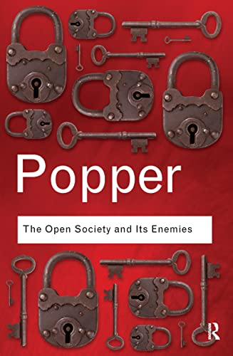 The Open Society and Its Enemies (Routledge: Karl Popper
