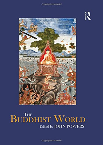 9780415610445: The Buddhist World (Routledge Worlds)