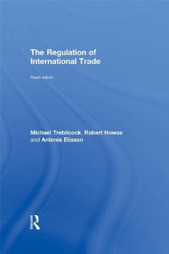 9780415610902: The Regulation of International Trade