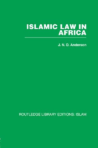 9780415611862: Islamic Law in Africa (Routledge Library Editions: Islam)