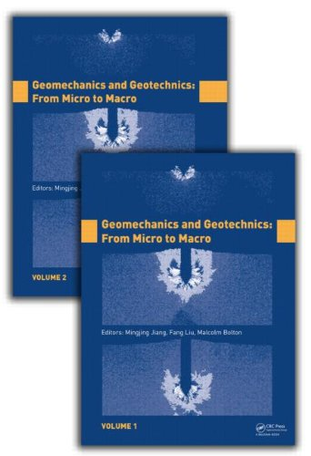 9780415612951: Geomechanics and Geotechnics: From Micro to Macro, Two Volume Set