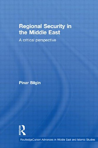 9780415613170: Regional Security in the Middle East: A Critical Perspective (Routledge Advances in Middle E)