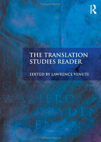 9780415613477: The Translation Studies Reader