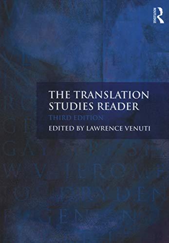 9780415613484: The Translation Studies Reader (Volume 2)
