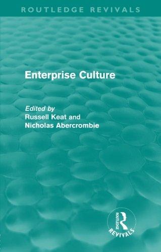 9780415613521: Enterprise Culture (Routledge Revivals)