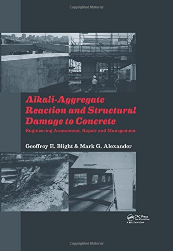 9780415613538: Alkali-Aggregate Reaction and Structural Damage to Concrete: Engineering Assessment, Repair and Management