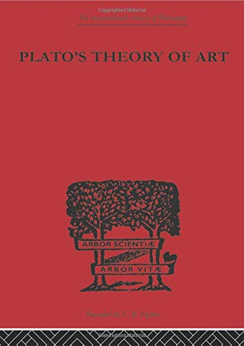 9780415613927: Plato's Theory of Art (International Library of Philosophy)