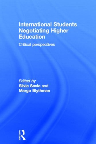 9780415614696: International Students Negotiating Higher Education: Critical perspectives