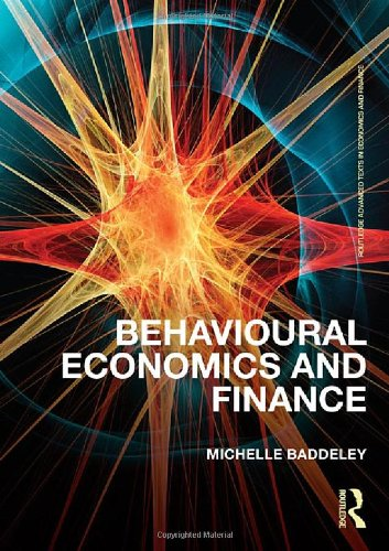 9780415614771: Behavioural Economics and Finance (Routledge Advanced Texts in Economics and Finance)