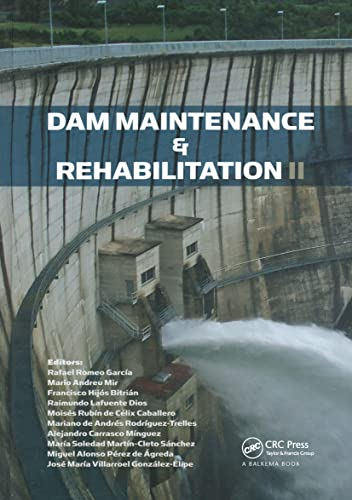 9780415616485: Dam Maintenance and Rehabilitation II