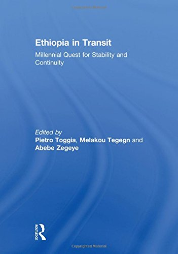 9780415616973: Ethiopia in Transit: Millennial Quest for Stability and Continuity