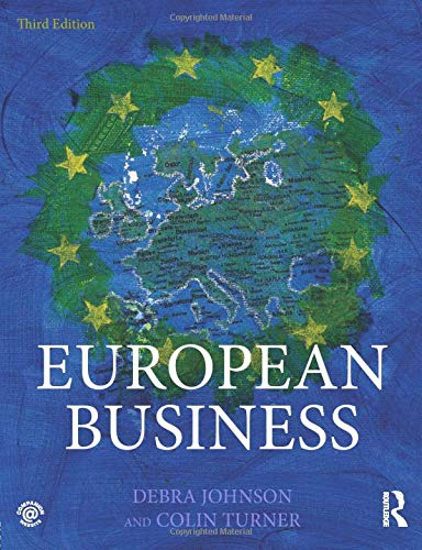 9780415617178: European Business