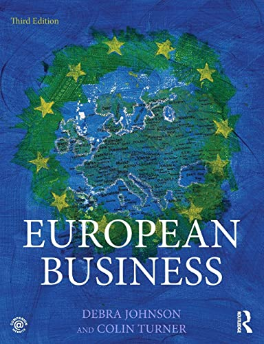 9780415617178: European Business