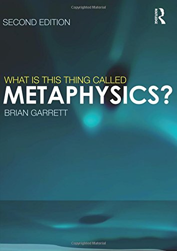 9780415617222: What is this thing called Metaphysics? 2nd Edition