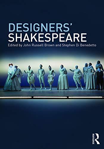 9780415618007: Designers' Shakespeare