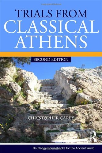 9780415618083: Trials from Classical Athens (Routledge Sourcebooks for the Ancient World)