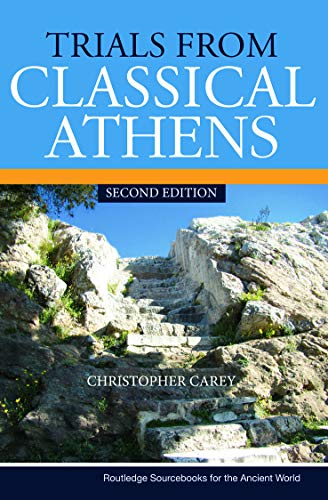 9780415618090: Trials from Classical Athens (Routledge Sourcebooks for the Ancient World)