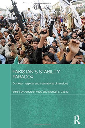 9780415619486: Pakistan's Stability Paradox: Domestic, Regional and International Dimensions (Routledge Contemporary South Asia Series)