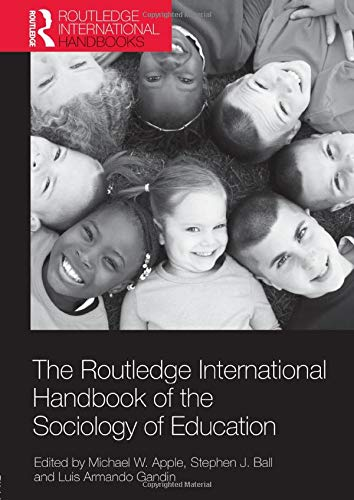 9780415619967: The Routledge International Handbook of the Sociology of Education (Routledge International Handbooks of Education)