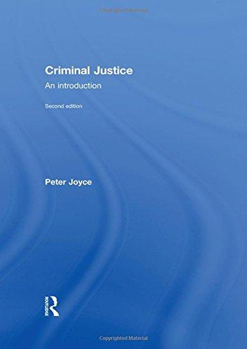 9780415620611: Criminal Justice: An Introduction