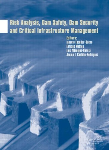 9780415620789: Risk Analysis, Dam Safety, Dam Security and Critical Infrastructure Management