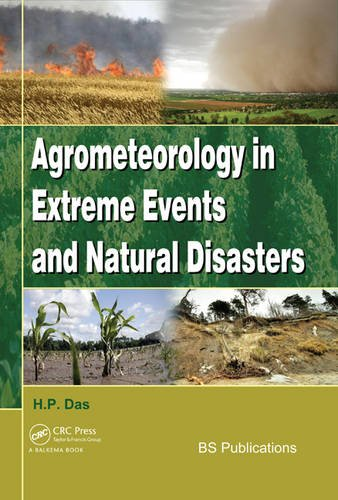 9780415621120: Agrometeorology in Extreme Events and Natural Disasters