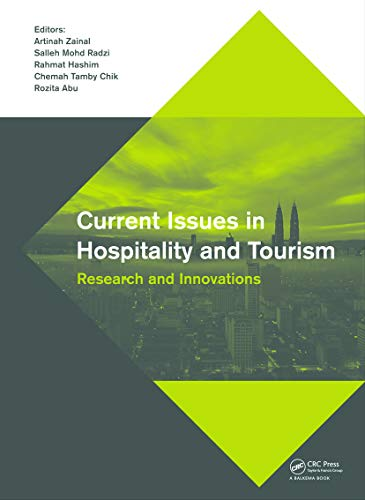 9780415621335: Current Issues in Hospitality and Tourism: Research and Innovations