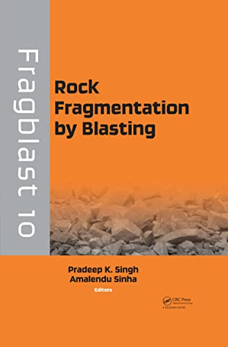 9780415621434: Rock Fragmentation by Blasting: Fragblast 10