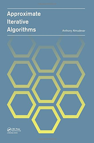 9780415621540: Approximate Iterative Algorithms