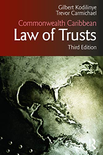 9780415622257: Commonwealth Caribbean Law of Trusts: Third Edition
