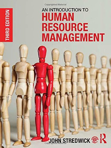 9780415622264: An Introduction to Human Resource Management