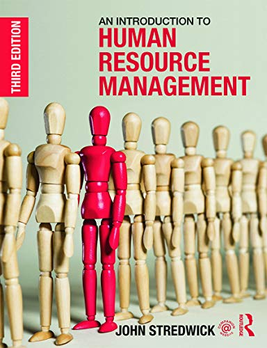 9780415622295: An Introduction to Human Resource Management