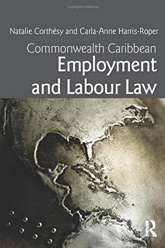 9780415622523: Commonwealth Caribbean Employment and Labour Law (Commonwealth Caribbean Law)