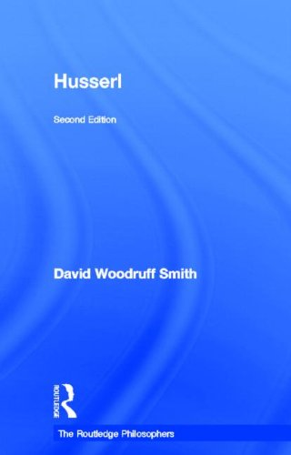 9780415622561: Husserl (The Routledge Philosophers)