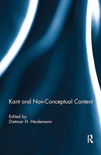 9780415623056: Kant and Non-Conceptual Content